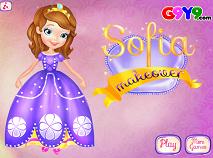 Sofia Intai Makeover