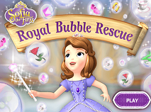 Sofia the First Royal Bubble Rescue