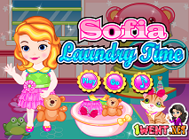 Sofia Laundry Time