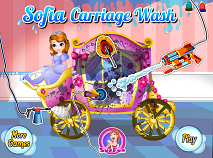 Sofia Carriage Wash