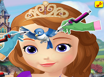 Sofia the First Tatoos