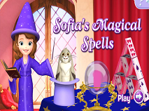 Sofia's Magic Spells