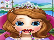 Sofia Intai la Dentist