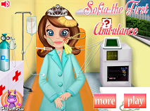 Sofia The First Ambulance