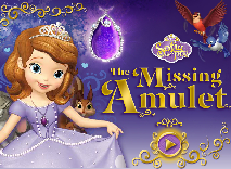 The Missing Amulet