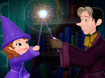 Sofia The First and the Magic Wand