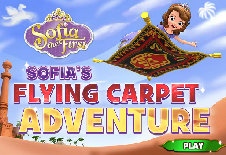 Sofia`s Flying Carpet Adventure