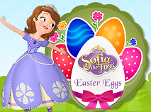 Sofia the First Easter Eggs