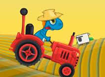 Soparla Gizmo cu Tractorul