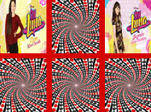 Soy Luna Memory with Cards