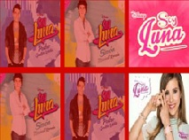 Soy Luna Memory Cards