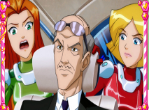 Totally Spies Puzzle Mix Up