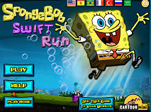 Spongebob Alearga