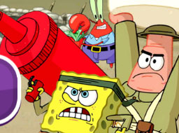 Defend the Krusty Krab