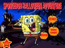 Spongebob Aventura Halloween