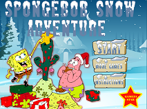 Spongebob Snow Adventure