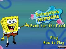 Spongebob Cauta Mancare