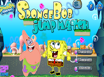 Spongebob Jump Match