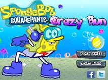 Spongebob Cursa Nebuna
