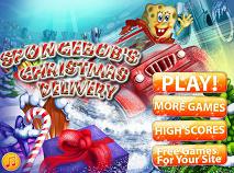 Spongebob Christmas Delivery