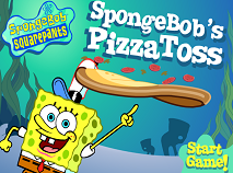 Spongebob Livreaza Pizza