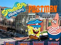 Spongebob Postman