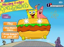 Spongebob Retata Pierduta