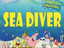 Spongebob Sea Diver