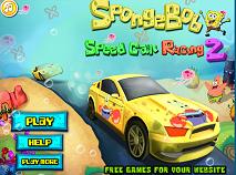 Spongebob cu Masina 2