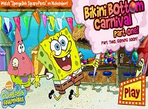 Spongebob Bikinni Bottom Carnival