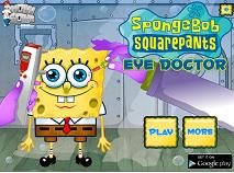 Spongebob la Oftalmolog