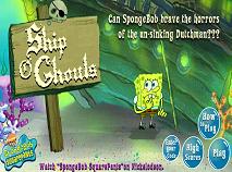 Spongebob Ship of Ghouls