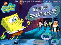 Spongebob WhoBob WhatPants?