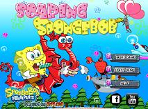 Spongebob si Calul de Mare