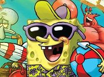 Spongebob si Labirintul de pe Plaja