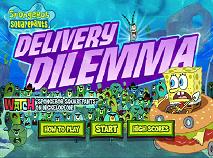 Spongeob Delivery Dilemma