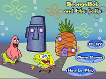 Spongebob and the Balls