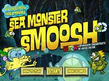 Spongebob si Monstrii de Mare