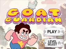 Steven Universe Goat Guardian