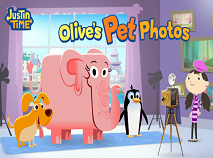Olive's Pet Photos