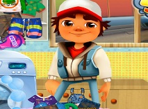 Subway Surfers Spala Hainele