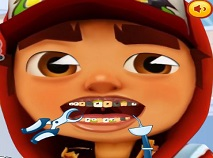 Subway Surfers Tooth Problem