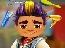 Subway Surfers la Frizerie