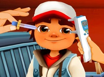 Subway Surfers la Oftalmolog