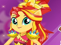 Crystal Guardian Sunset Shimmer