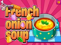 Supa de Ceapa Frantuzeasca de Gatit
