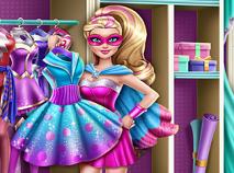 Super Barbie si Garderoba