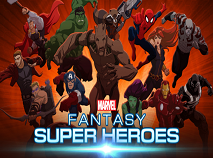 Marvel Fantasy Super Heroes