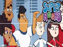 Super Noobs Sliding Puzzle
