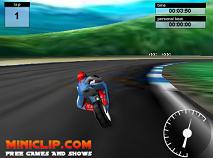 Super Mototcicleta GP 3D